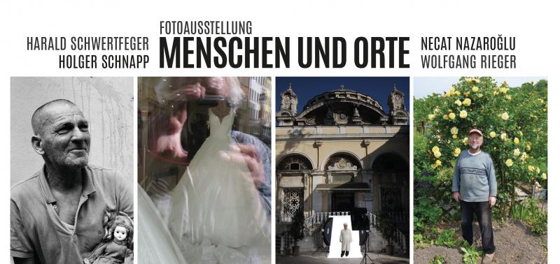 Fotoausstellung Menschen und Orte