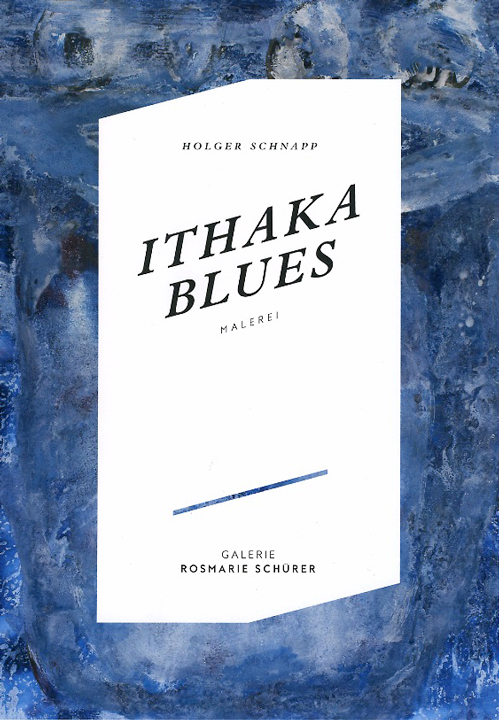 """""""Ithaka Blues"""""""