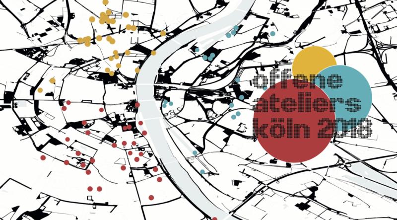 Offene Ateliers Köln 2018