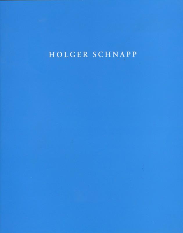 """""""Neue Arbeiten"""" mit einem Text von Klaus Peter Busse, Bonn 1996"""